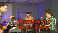 Wormburner: Breaker Breaker (Acoustic)